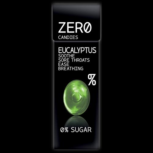 Zero Eukaliptus tvrde bombone