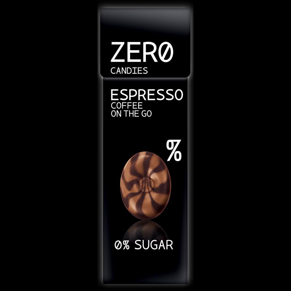 Zero Espresso tvrde bombone
