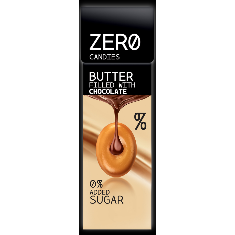 Zero Butter & Chocco tvrde bombone