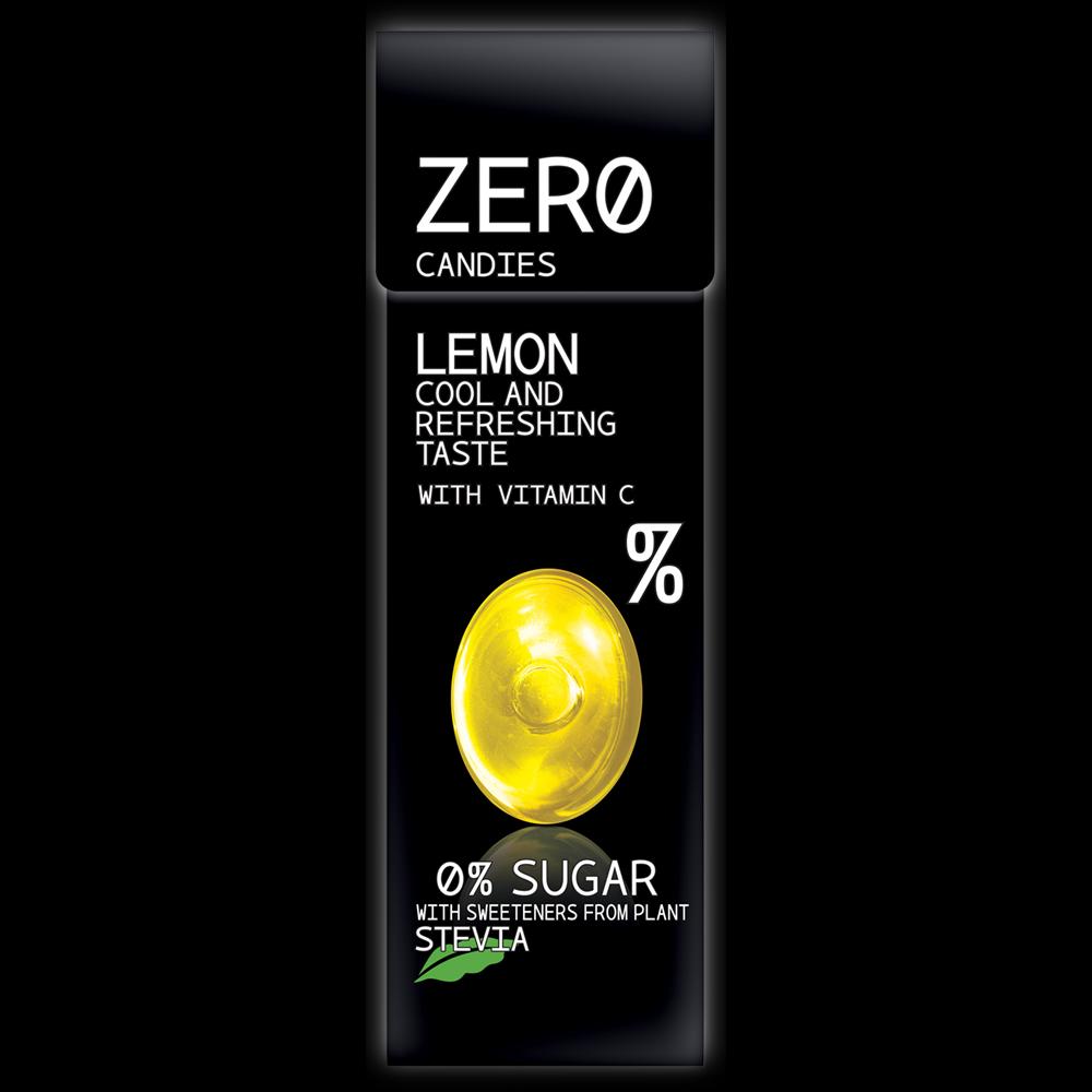 Zero Lemon tvrde bombone