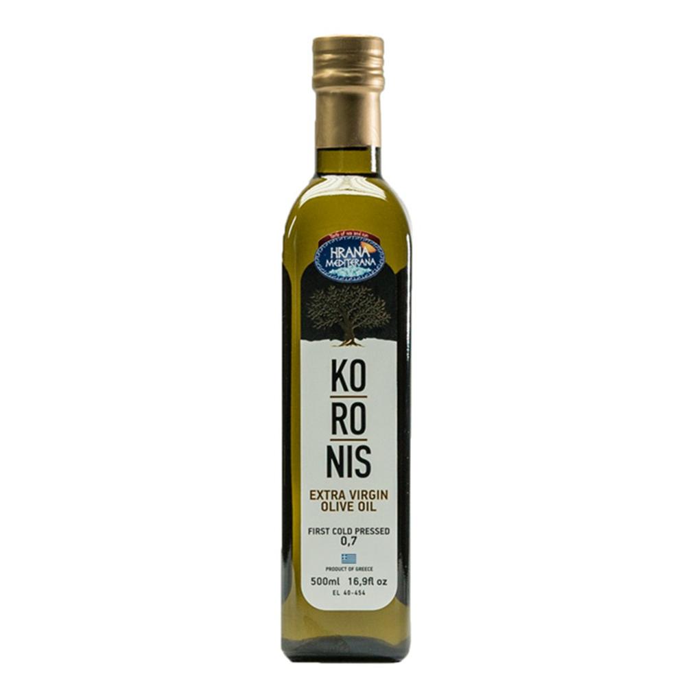 Maslinovo ulje ekstra devičansko Koronis 500ml