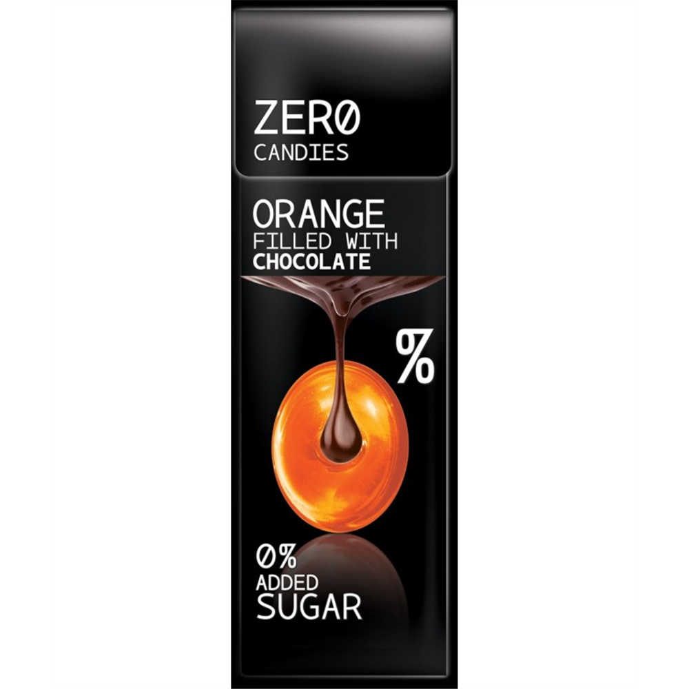 Zero Orange & Chocco tvrde bombone