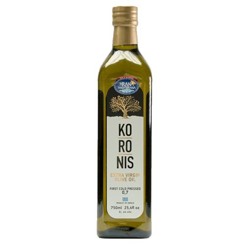 Maslinovo ulje ekstra devičansko Koronis 750ml