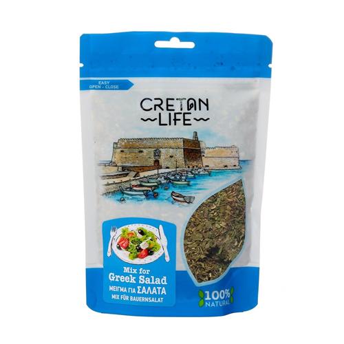 Cretan Life - Mešavina začina za grčku salatu 70g
