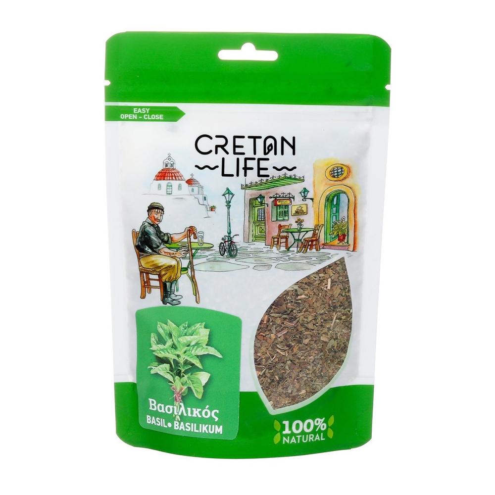 Cretan Life - Bosiljak sa Krita 40g