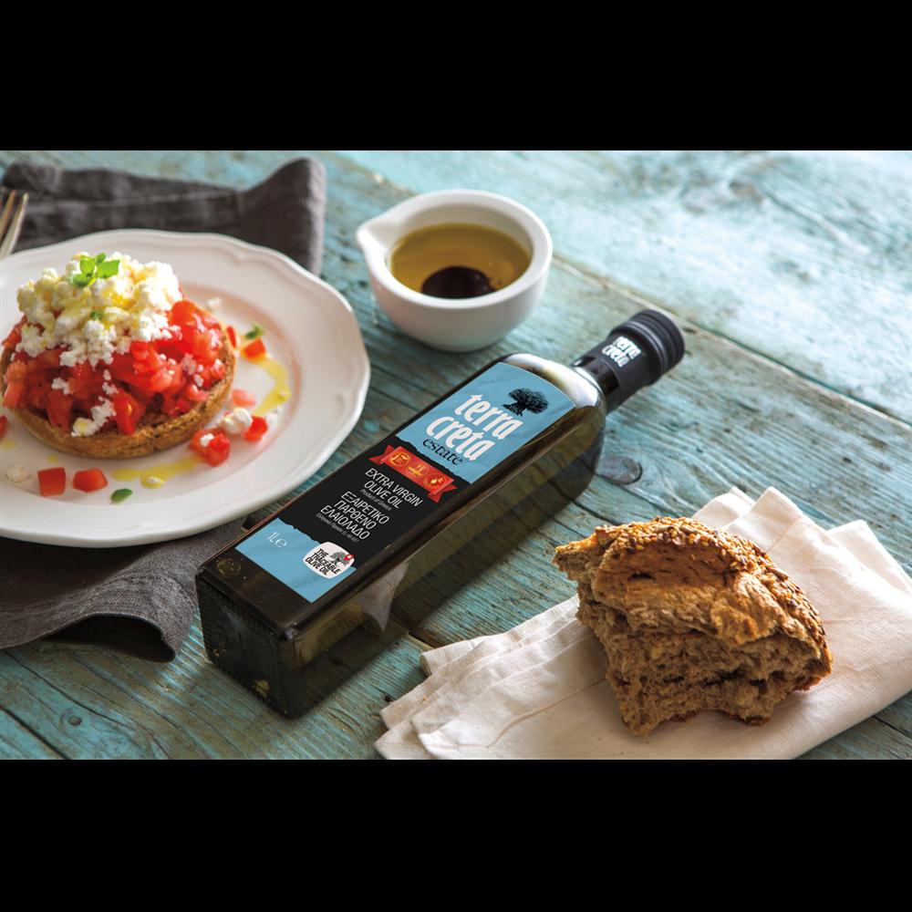 Maslinovo ulje ekstra devičansko Terra Creta 500ml