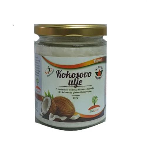 Kokosovo ulje Bioland 250g