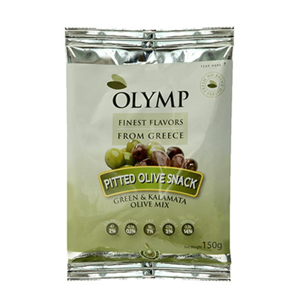 Masline mešane mix snack Olymp 150gr