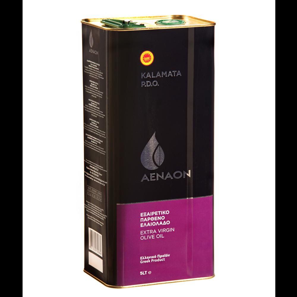 Maslinovo ulje ekstra devičansko Aenaon PDO 5l