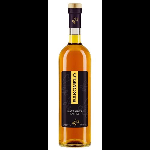 Rakomelo, grčka medovača, Katsaros 0.7l