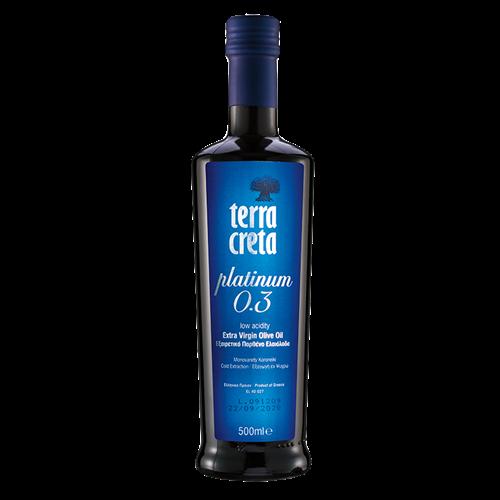 Maslinovo ulje ekstra devičansko Terra Creta Platinum 0.5l