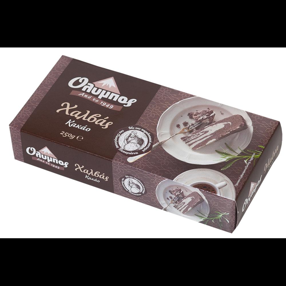 Tahan halva kakao Olympos 250g