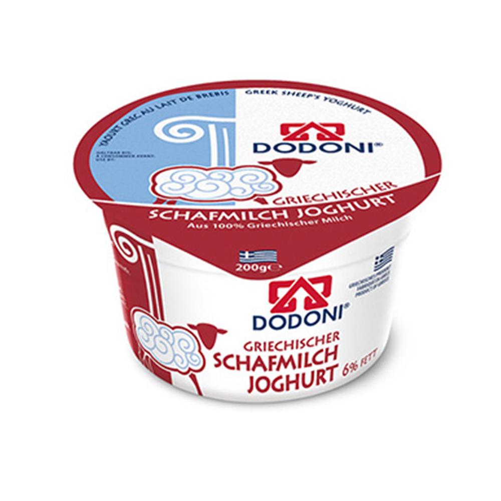 Grčki jogurt od ovčijeg mleka sa 6%mm Dodoni 170gr