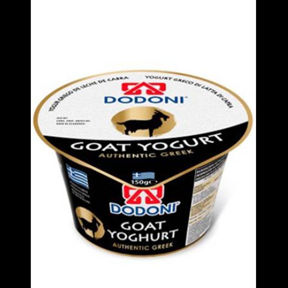 Grčki jogurt od kozjeg mleka sa 4.2% mm Dodoni 150g