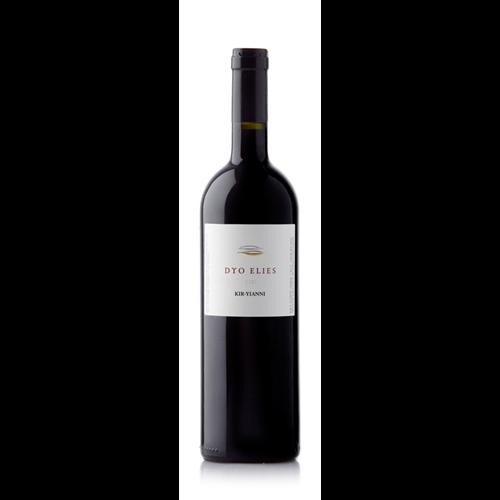 Dyo Elies crveno vino Kir Yianni