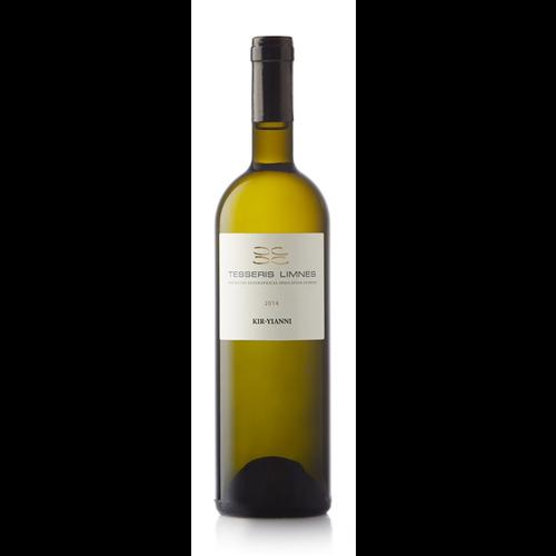 Tesseris Limnes belo vino Kir Yianni