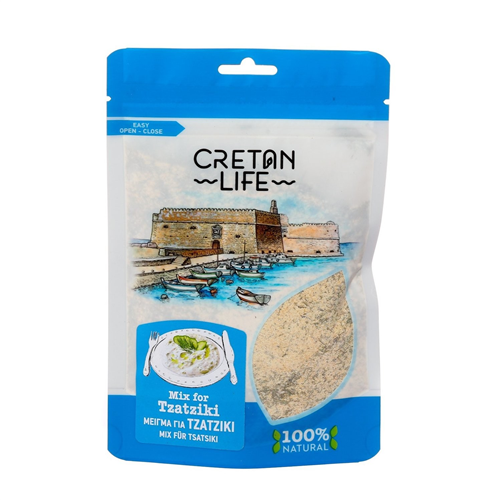 Cretan Life - Mešavina začina za tzatziki 100g