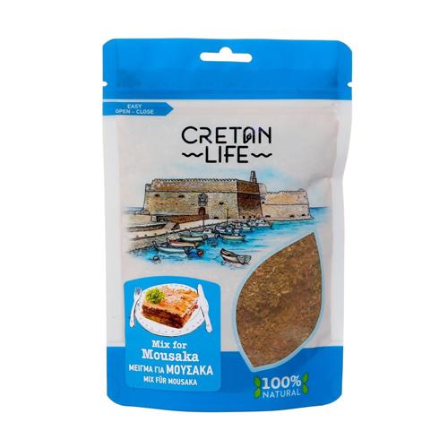 Cretan Life - Mešavina začina za musaku 70g