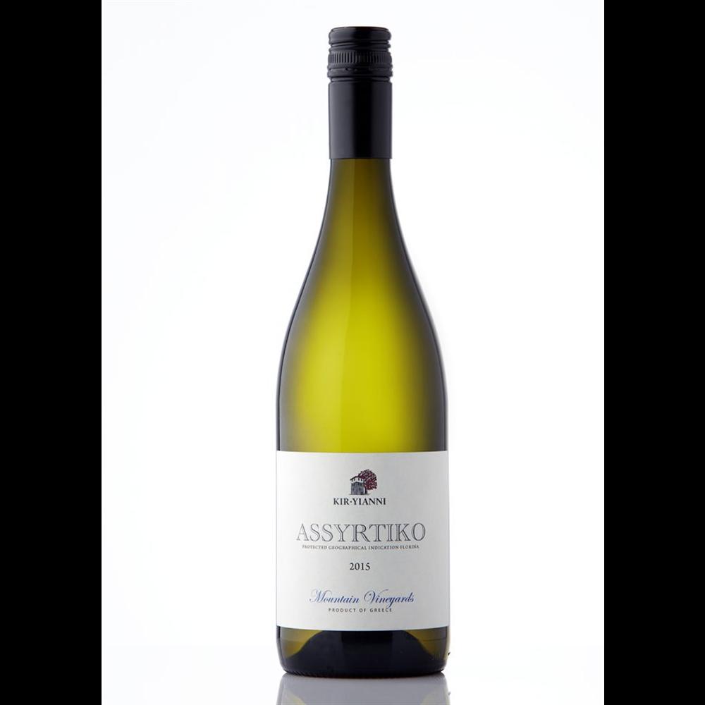 Assyrtiko belo vino Kir-Yianni 0,75l