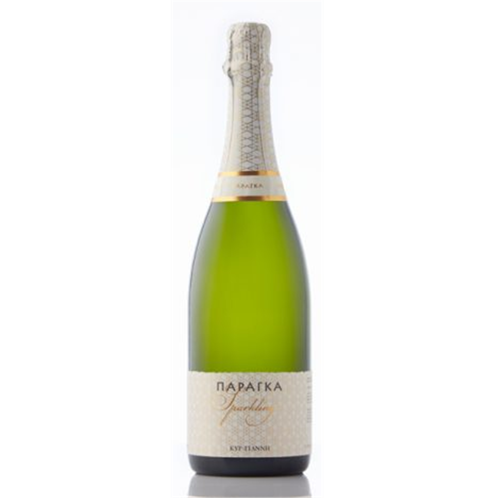 Paranga penušavo belo vino Kir-Yianni 0,75l