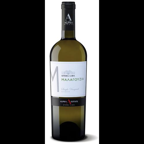 Malagouzia belo vino Alpha Estate 0,75l