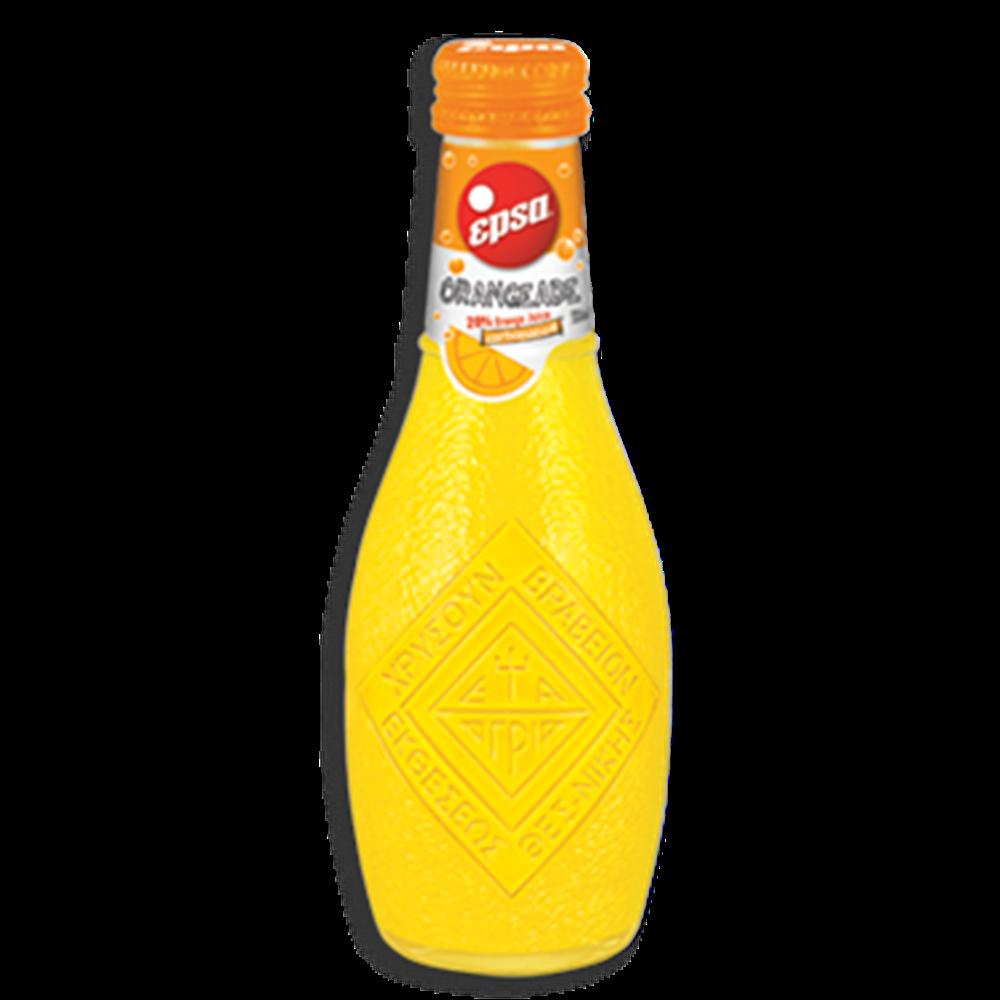 Epsa oranžada 232ml
