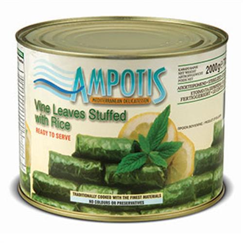 Sarma u vinovom listu Ampotis 2kg