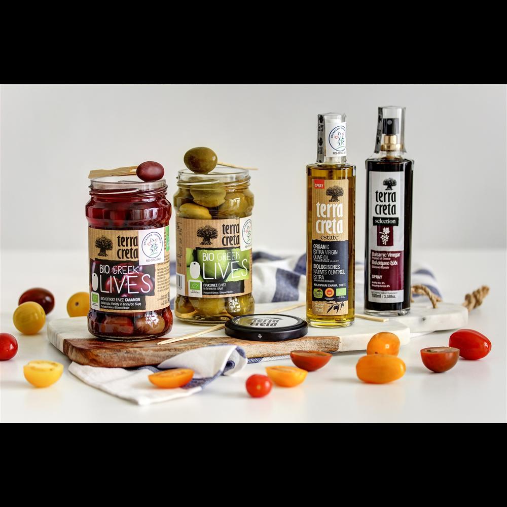 Maslinovo ulje ekstra devičansko u spreju Terra Creta BIO 100ml