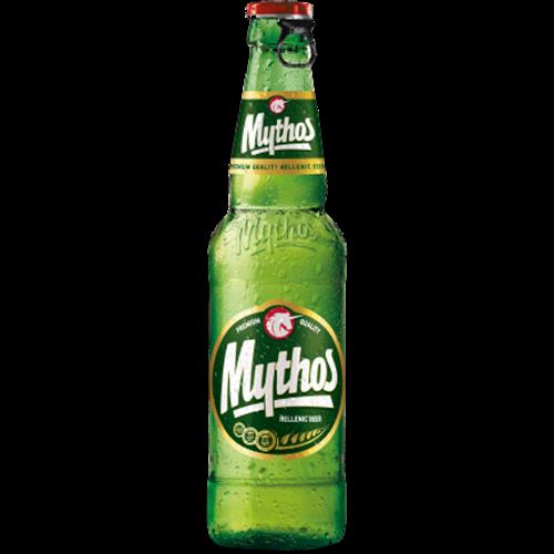 Pivo Mythos flašica 0,33l
