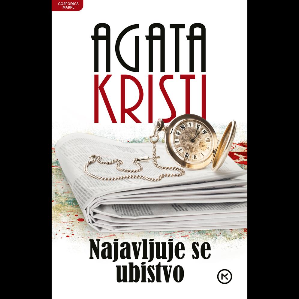 AGATA KRISTI - Najavljuje se ubistvo