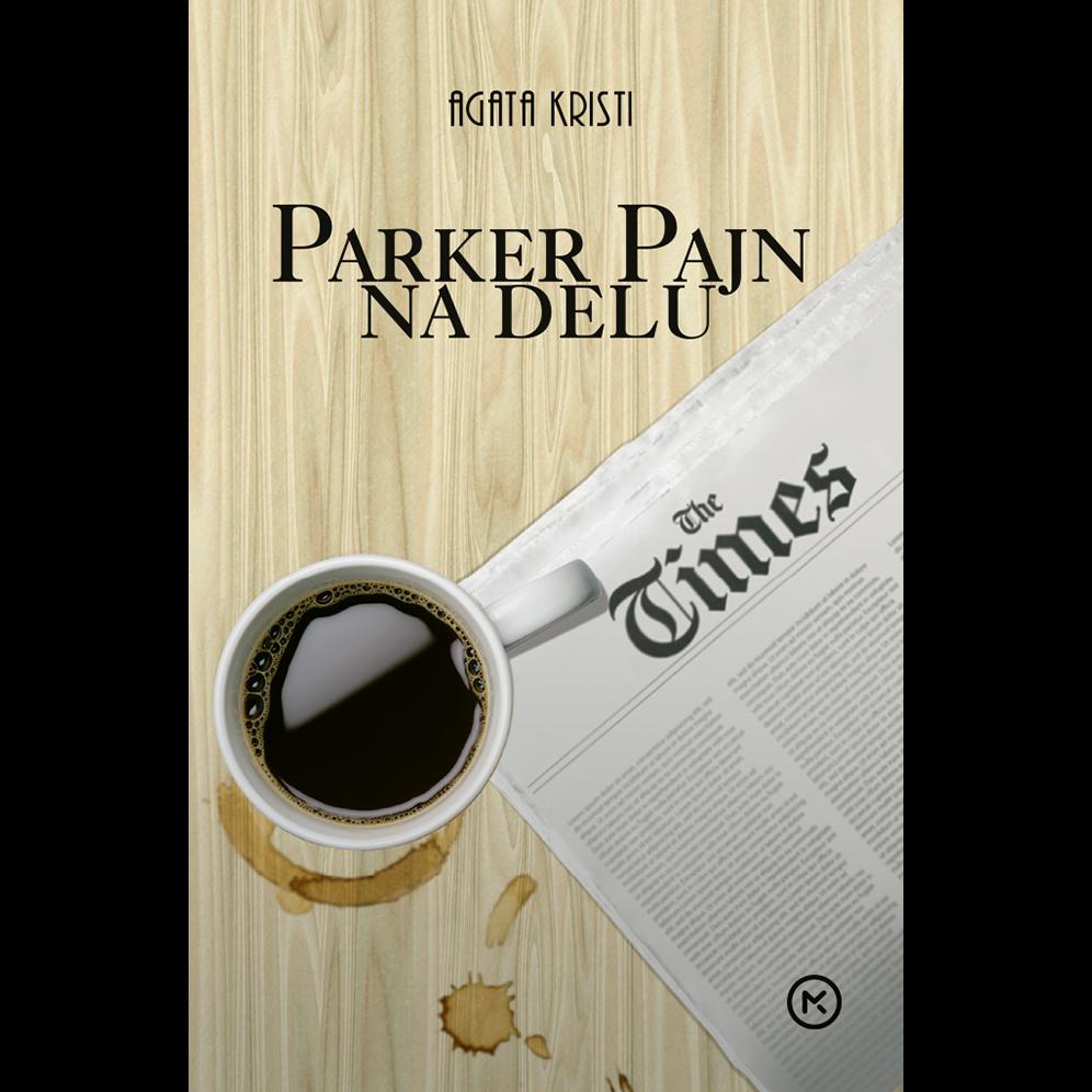 AGATA KRISTI - Parker Pajn na delu