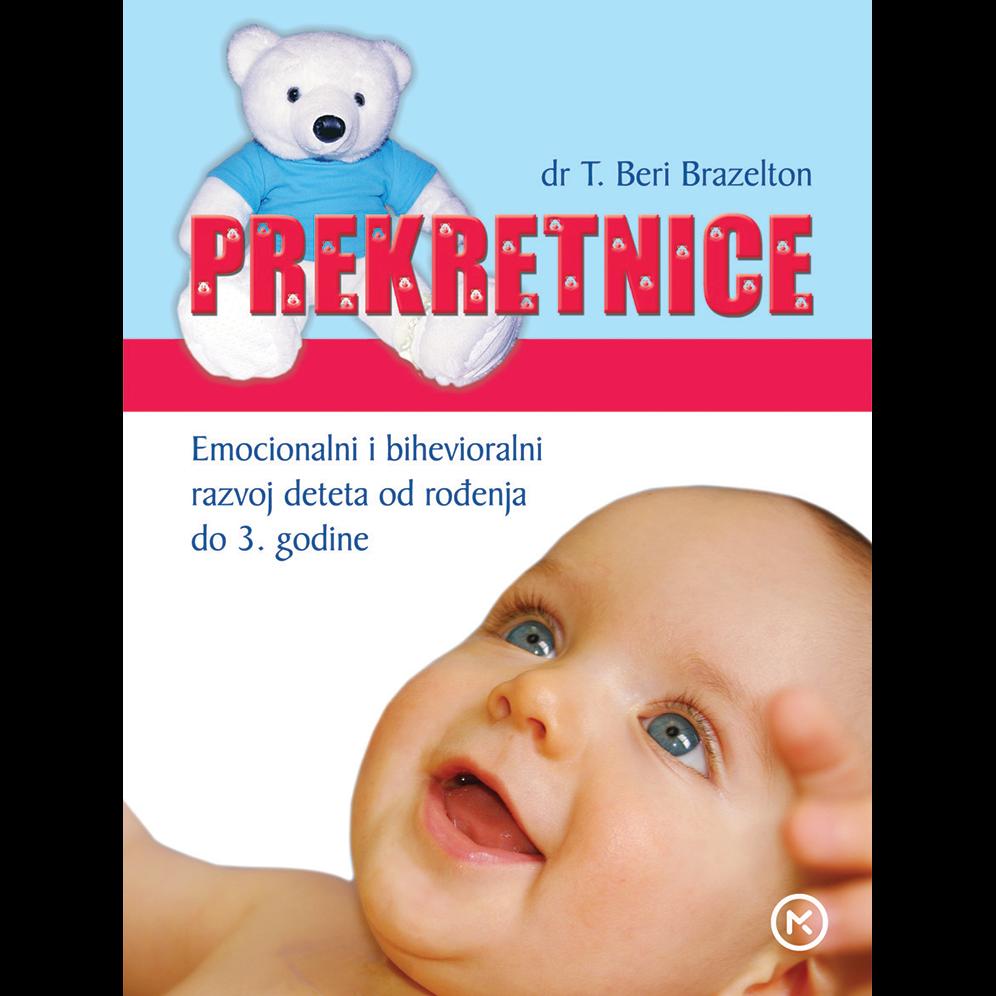 Prekretnice - od rođenja do treće godine