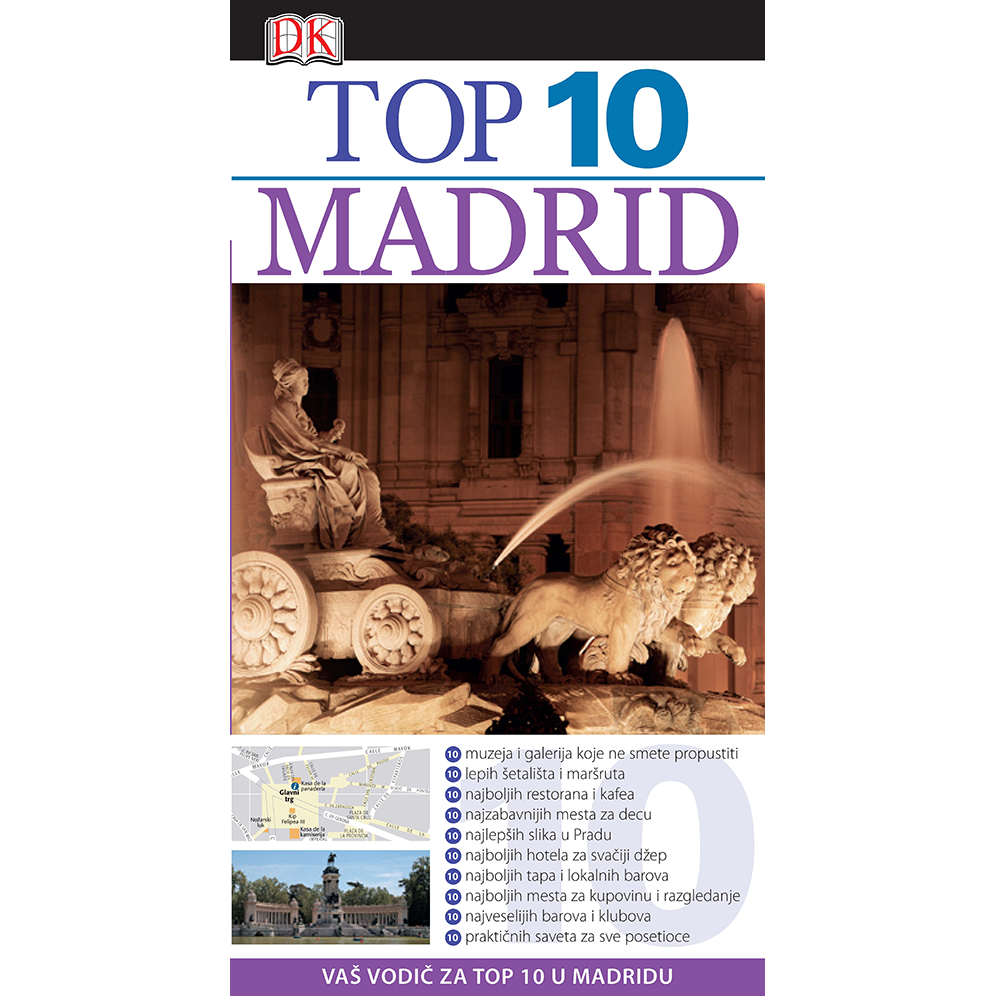 Top 10 - Madrid