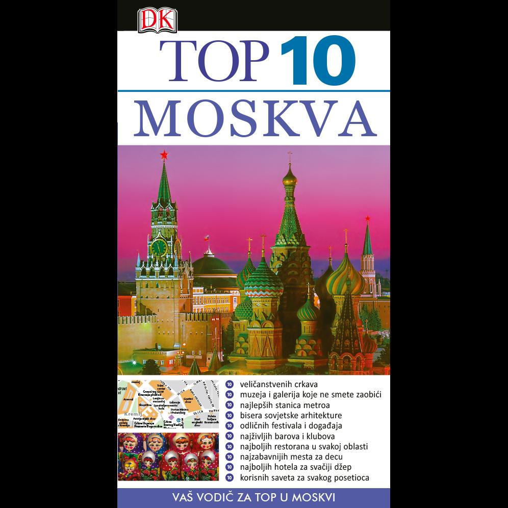 Top 10 - Moskva