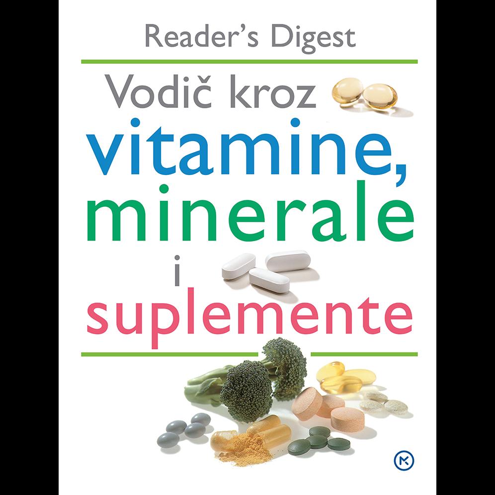 Vodič kroz vitamine, minerale i suplemente