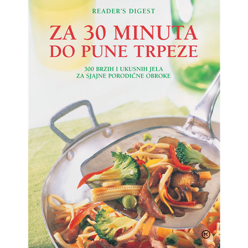 Za 30 minuta do pune trpeze