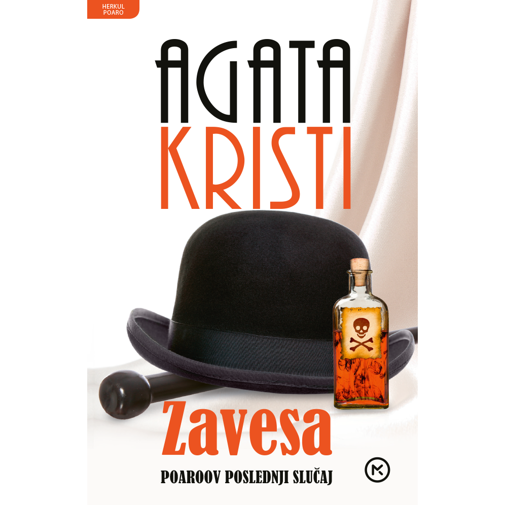 AGATA KRISTI - Zavesa: Poaroov poslednji slučaj
