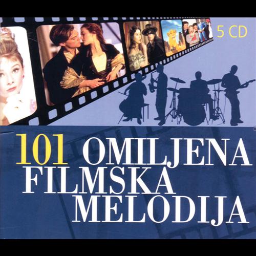 101 omiljena filmska melodija