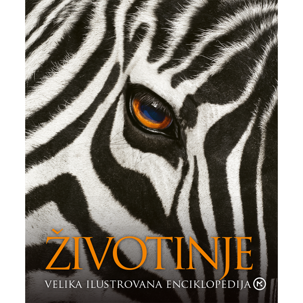 Životinje - velika isustrovana enciklopedija HRV. izdanje
