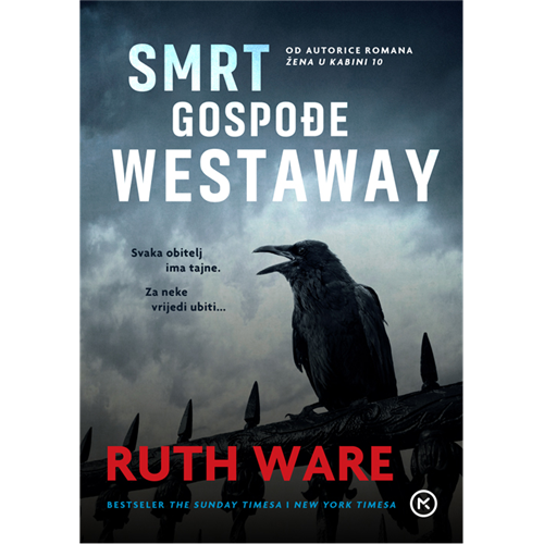 Smrt gospođe Westaway - Ware Ruth, Hrv. izdanje