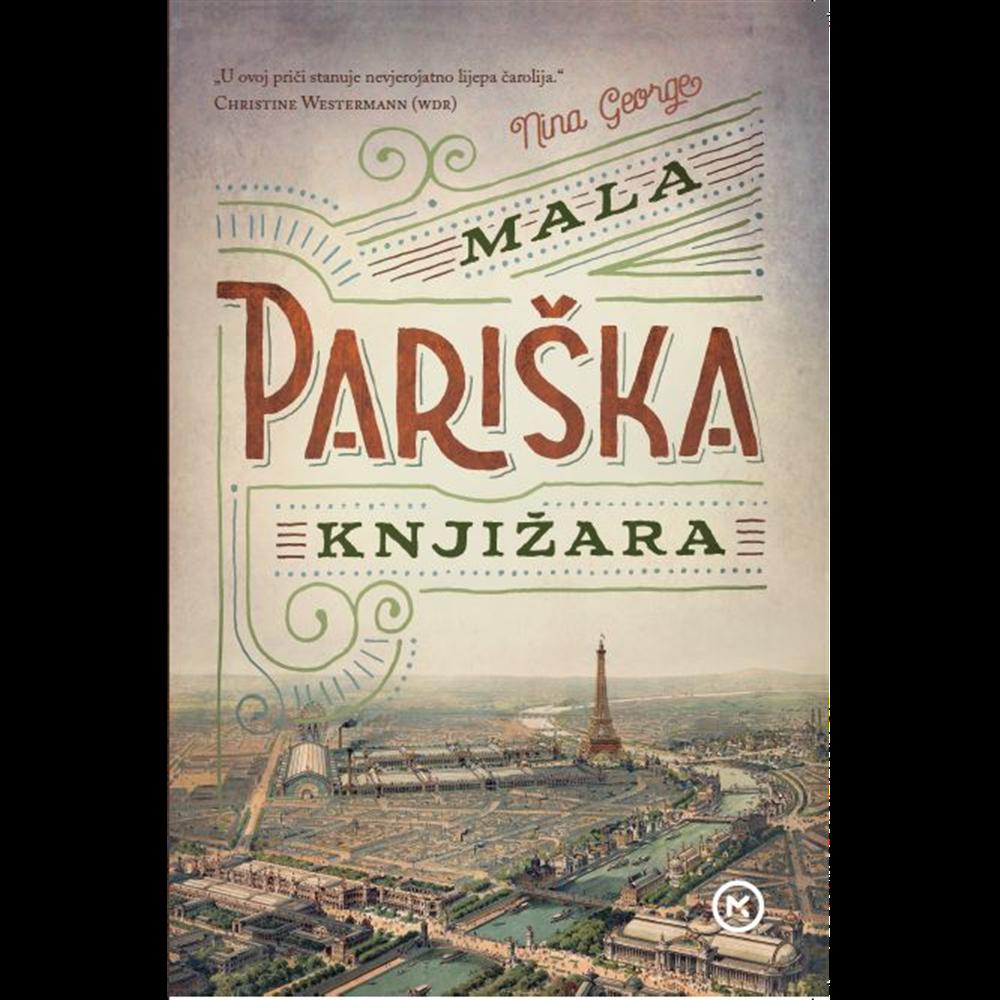 Mala pariška knjižara - Nine George, Hrv. izdanje