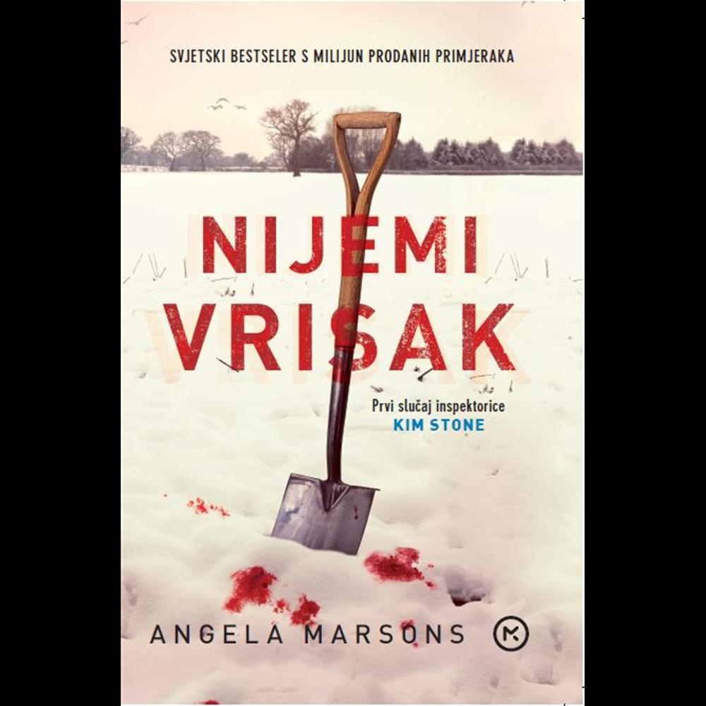 Nijemi vrisak - Angela Marskons, Hrv. izdanje