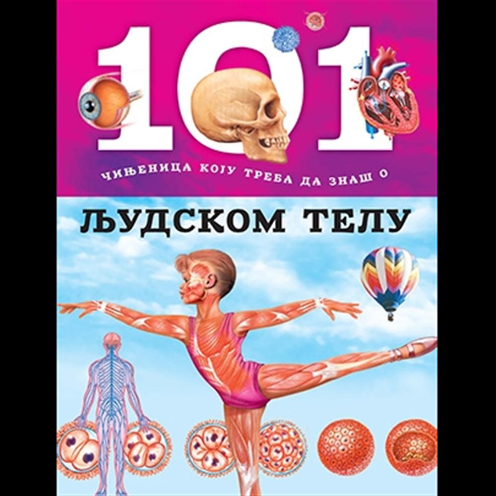 101 Činjenica o ljudskom telu