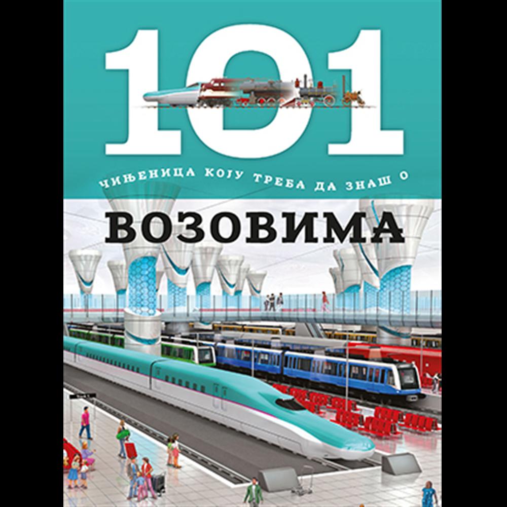 101 Činjenica o vozovima