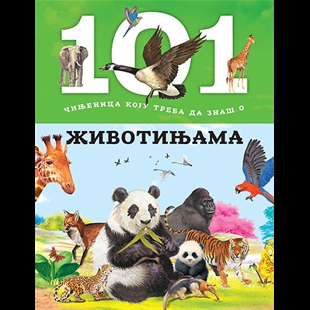 101 Činjenica o životinjama