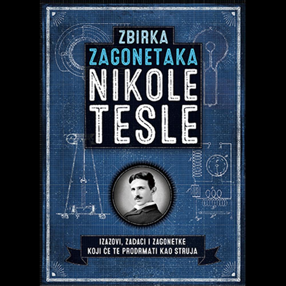 ZBIRKA ZAGONETAKA NIKOLE TESLE - Ričard Galand