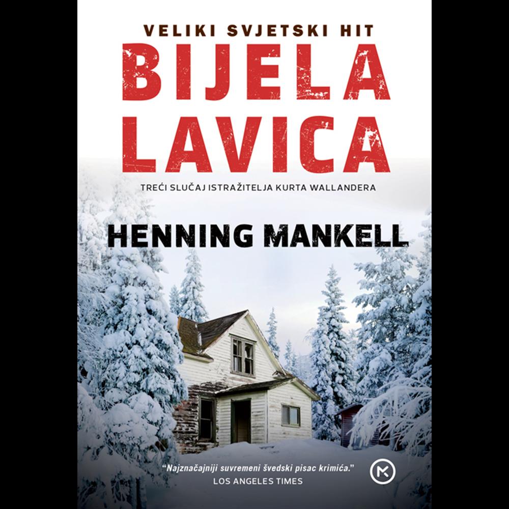 Bijela lavica - Henning Mankell, Hrv. izdanje