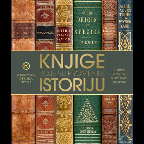 Knjige koje su promenile istoriju