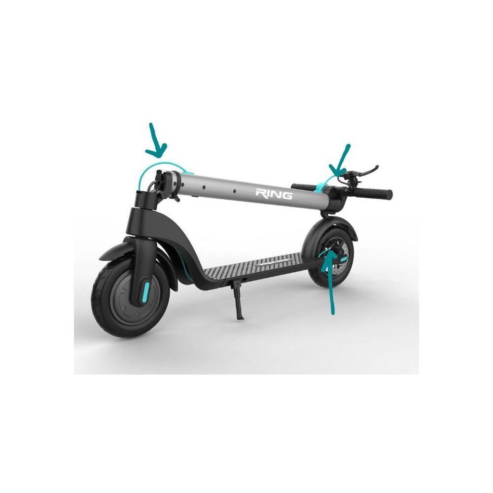 RING sajla za ručnu kočnicu plava za električni trotinet RX8