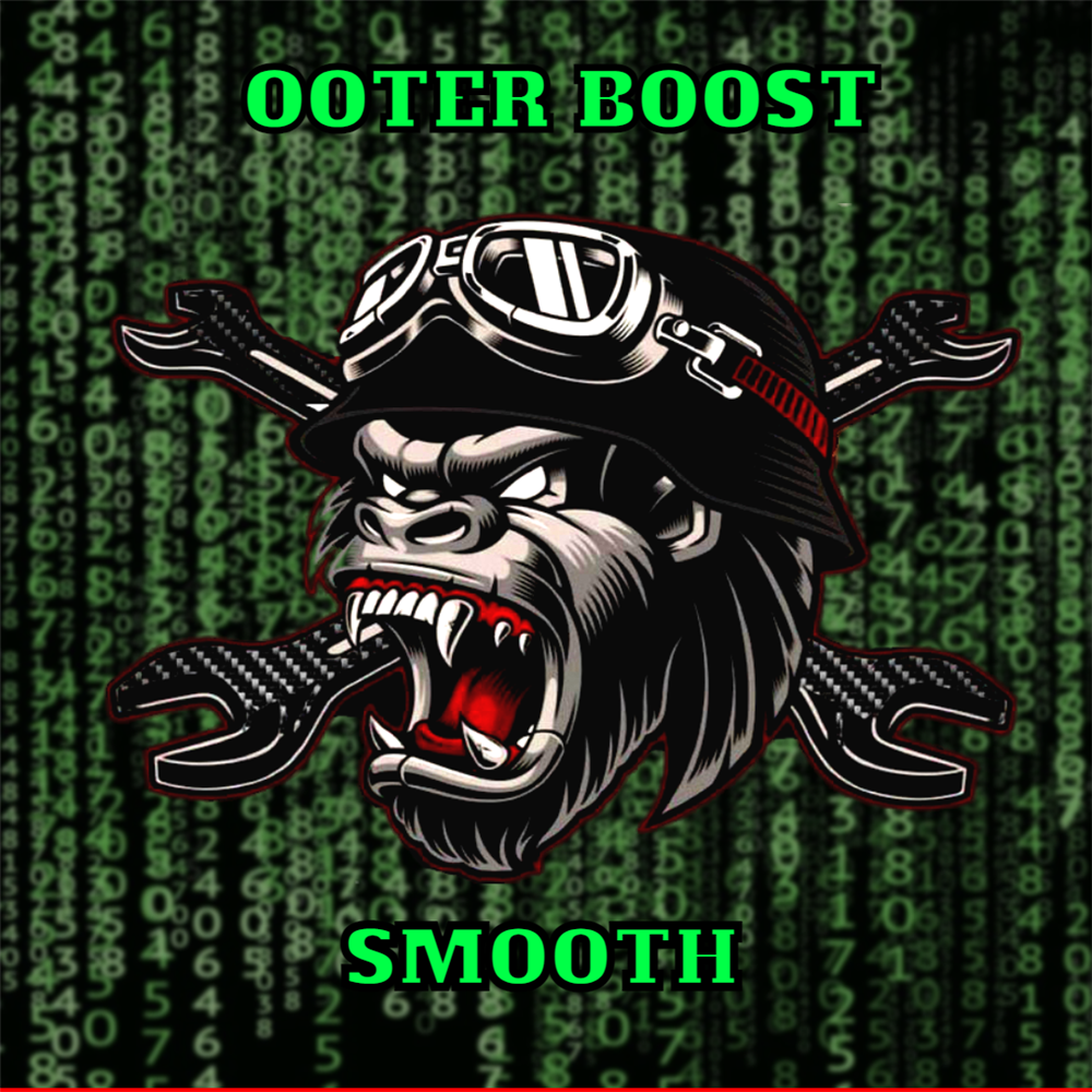 OOTER BOOST SMOOTH